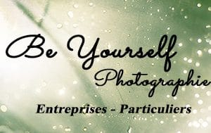 logo Be Yourself Photographie