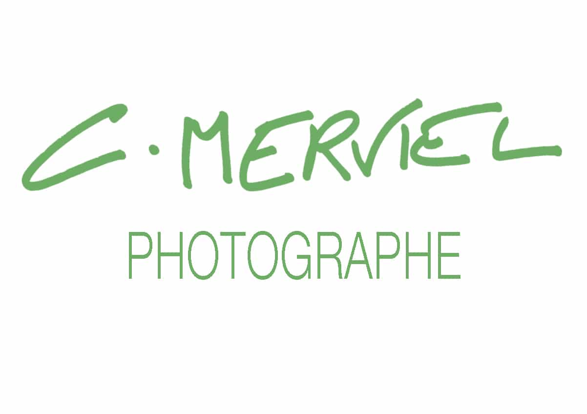 logo Christophe Merviel Photographe