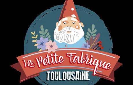 Logo de La Petite Fabrique Toulousaine